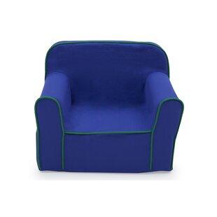 Compare & Buy Foam Snuggle Club Chair ByDelta Children