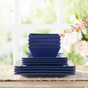 Blue Dinnerware Sets Place Settings Joss Main