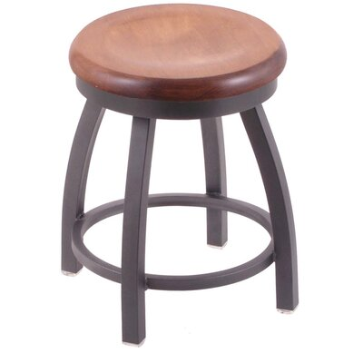 Fantastic Wrought Studio Cragin Vanity Stool Base Finish Pewter Seat Dailytribune Chair Design For Home Dailytribuneorg