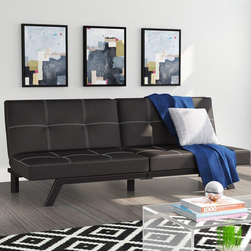 Zipcode Design Cooper Splitback Convertible Sofa