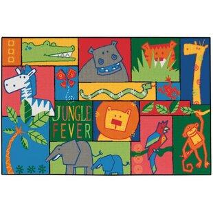 Online Reviews Jungle Fever Kids Area Rug ByKids Value Rugs