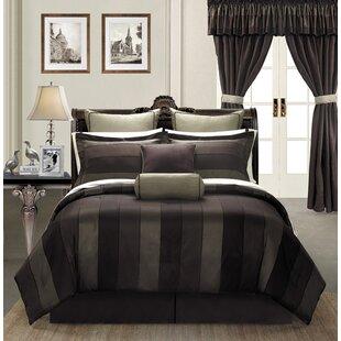 Midnight 24 Piece Comforter Set