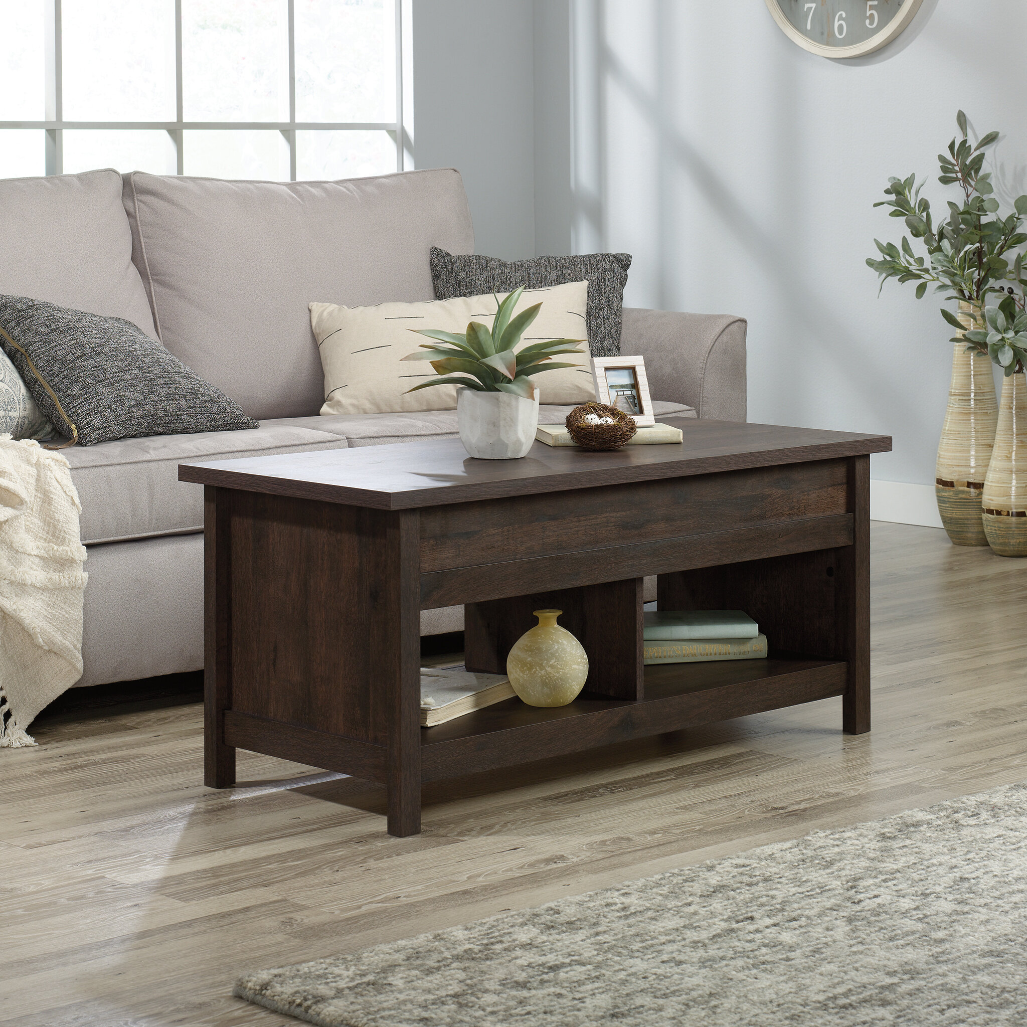 Picture of: Brown Coffee Tables You Ll Love In 2020 Wayfair