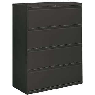 Alera 4-Drawer Lateral Filing Cabinet