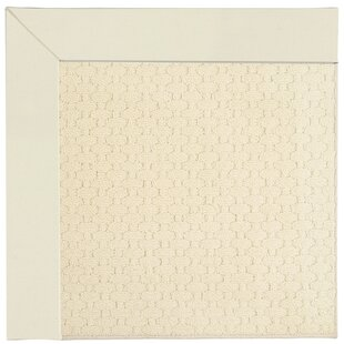 Lisle Alabaster Indoor/Outdoor Area Rug