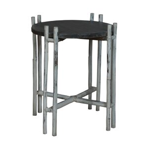 Hartly End Table by Bay Isle Home