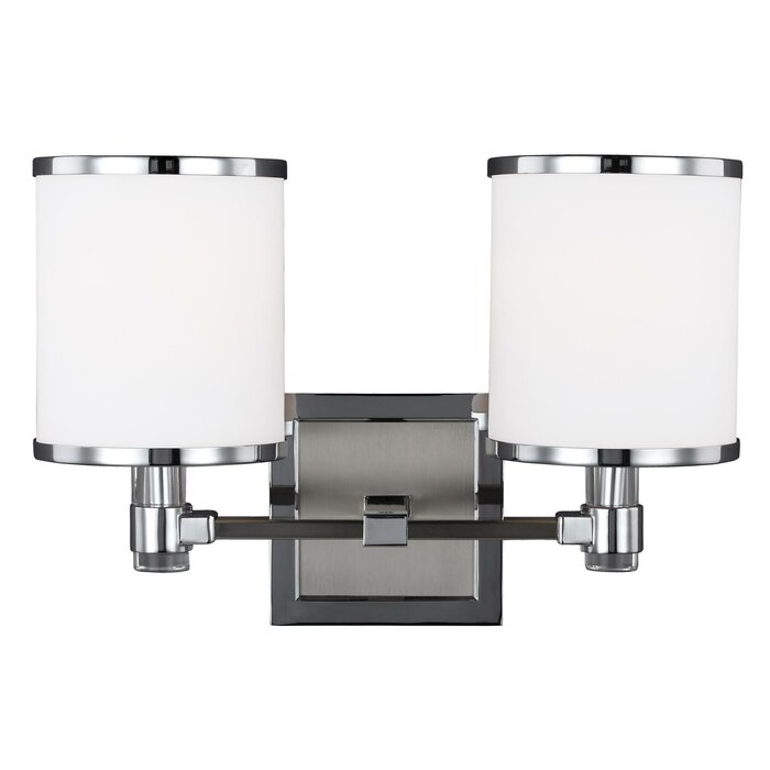 Gladys 2 Light Bath Vanity Light