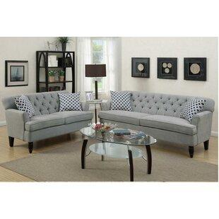 Angel 2 Piece Living Room Set By A&J Homes Studio
