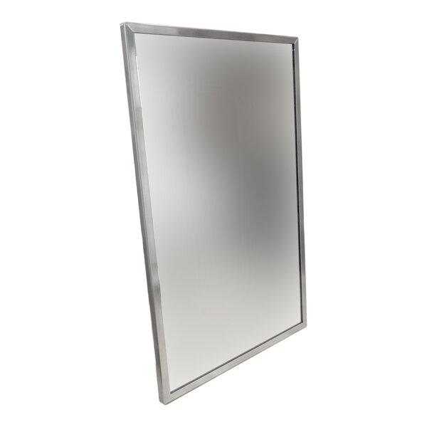 Brey Krause Commercial Modern And Contemporary Bathroom Vanity Mirror Wayfair