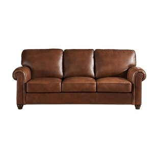 Tawanda Craft Leather Sofa