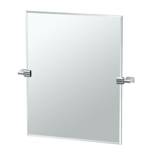 Great Price Bleu Bathroom/Vanity Wall Mirror By Gatco