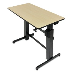WorkFit D Height Adjustable Standing Desk