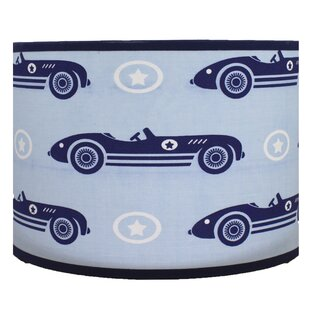 Cars 9 Cotton Drum Lamp Shade