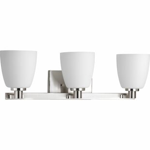 Angelinea 3-Light Vanity Light By Latitude Run Wall Lights