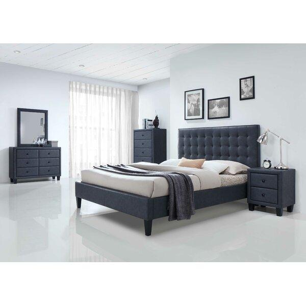 Homeroots Queen Standard Configurable Bedroom Set Reviews Wayfair
