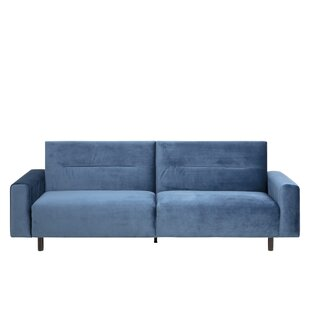 Crushed Velvet Sofa Bed Wayfair Co Uk