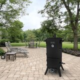 Vertical Propane Portable 784 Square Inches Smoker