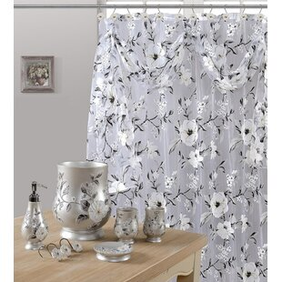Gray And Teal Shower Curtain. Save to Idea Board  Gray Silver Shower Curtains You ll Love Wayfair