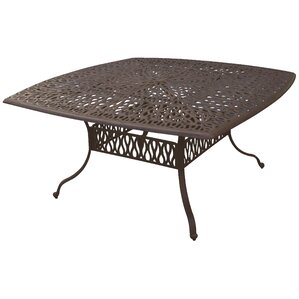 eight person patio dining tables youll love wayfair
