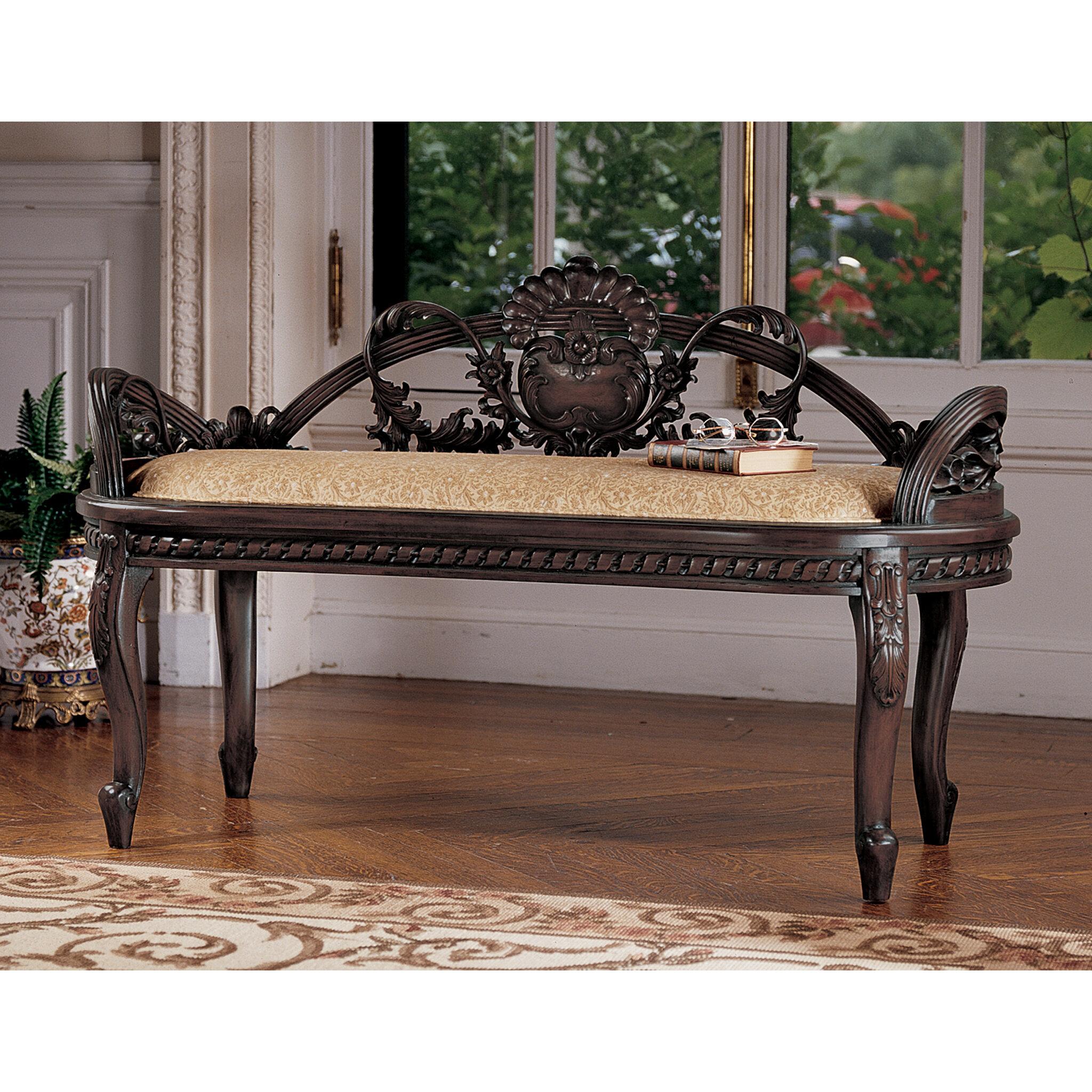 Mahogany Verona Cabinet Desk T