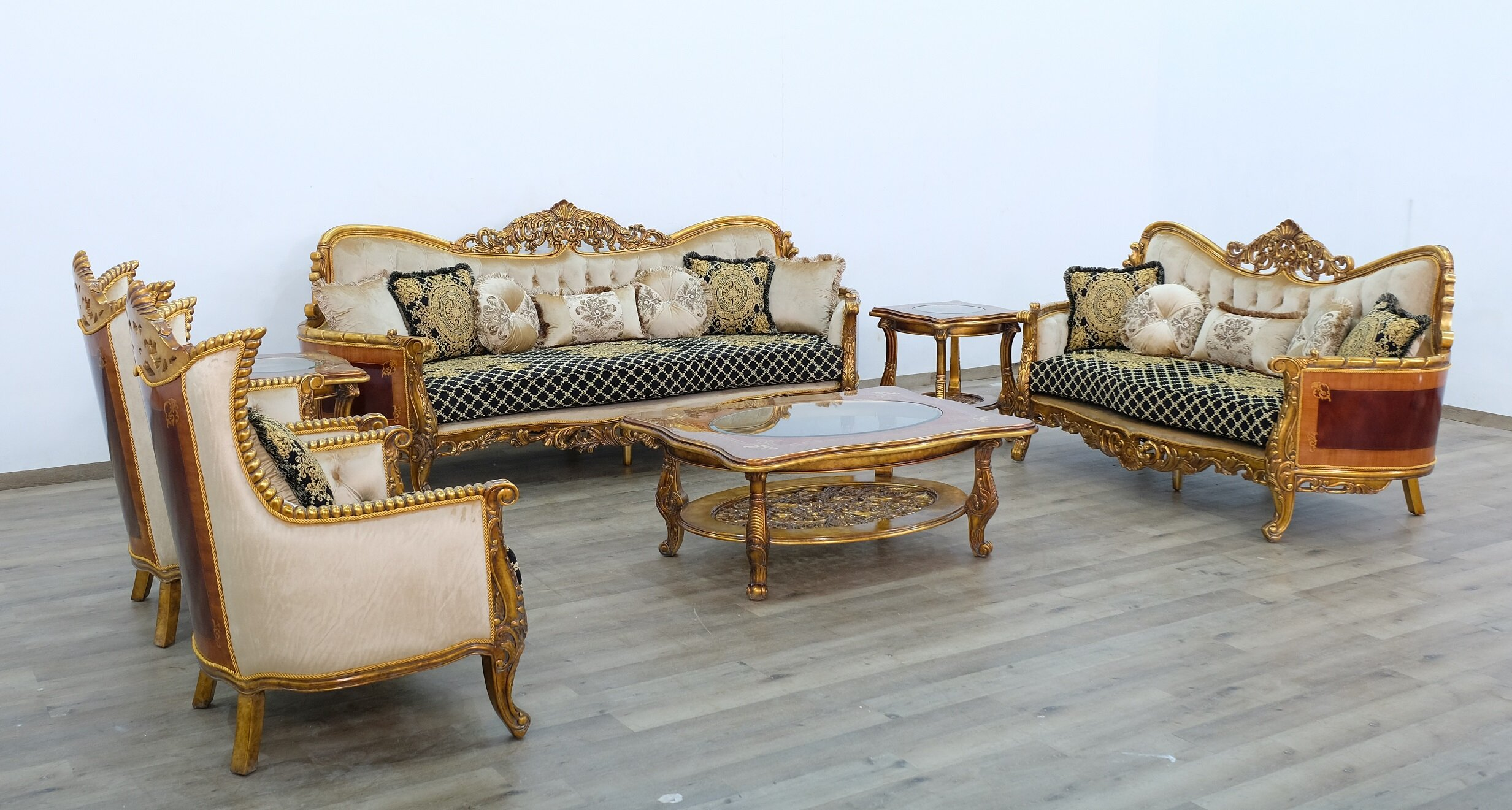 Astoria Grand Phaidra Iii 3 Piece Living Room Set Wayfair