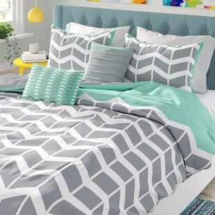 Chevron Mid Century Modern Comforters Sets You Ll Love In 2020 Wayfair