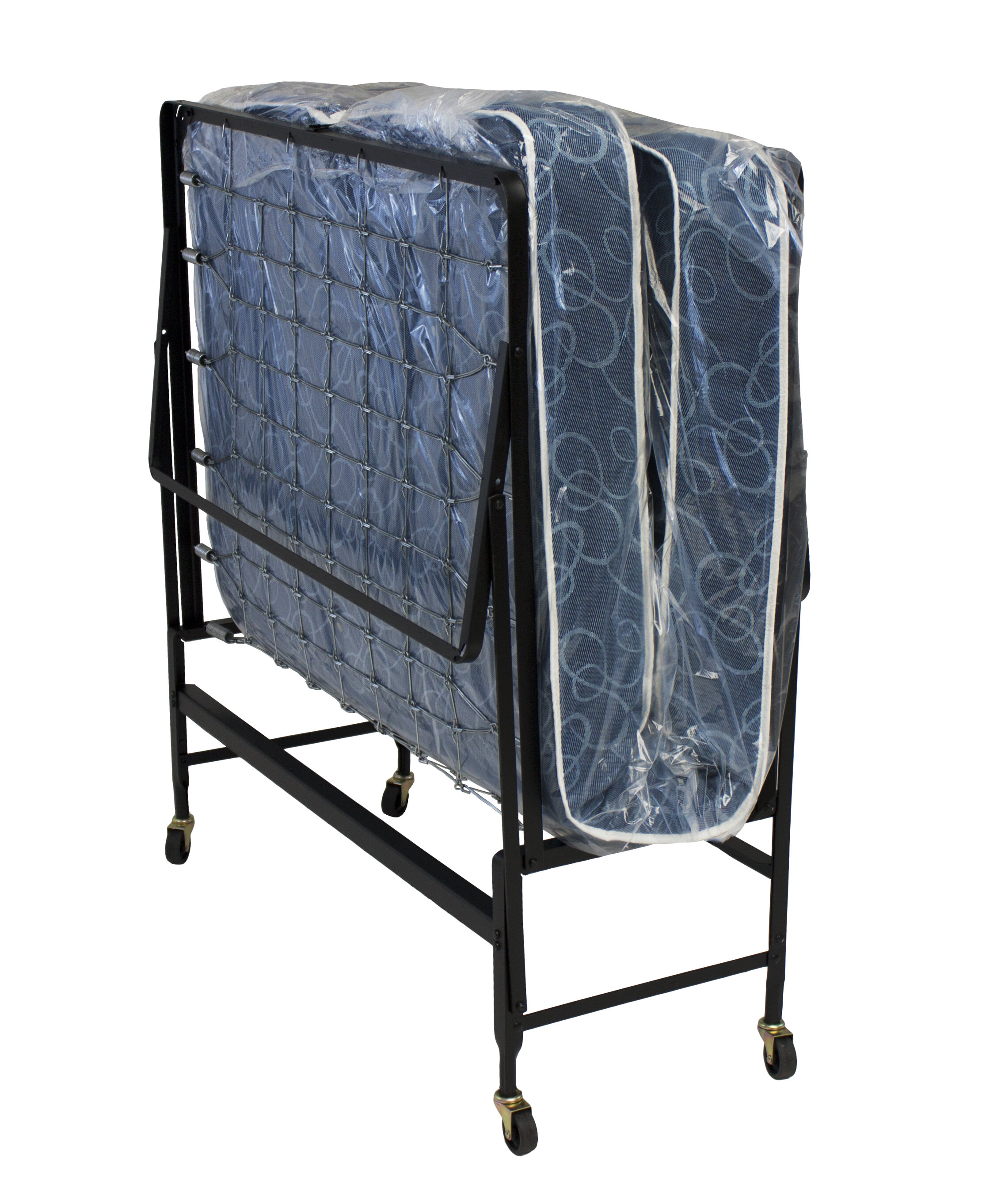 - White Noise Turbeville Rollaway Folding Bed & Reviews Wayfair