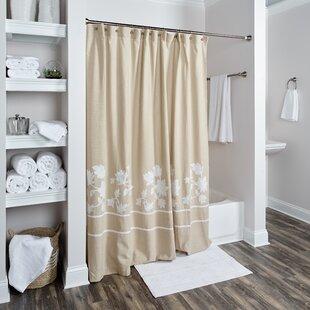 Lockington Cotton Single Shower Curtain