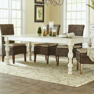 Granite top dining table set wayfair clearbrook extending dining table watchthetrailerfo