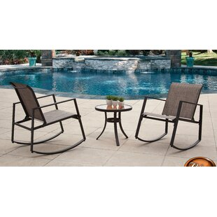 Aurora Sling Rocking Chair by Liberty Garden Patio Cool