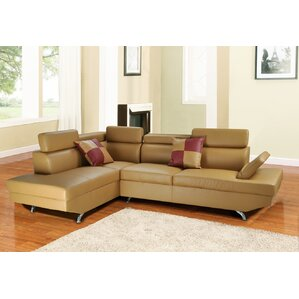 Reclining Sectional by Star Home Living Corp