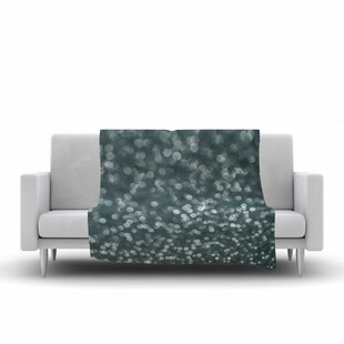 Bruce Stanfield Ambient 2 Abstract Fleece Blanket ByEast Urban Home