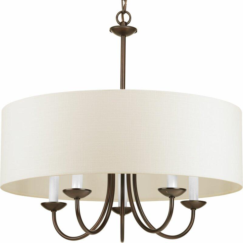 Lanark 5 light drum chandelier reviews joss main lanark 5 light drum chandelier aloadofball Images