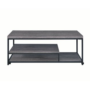 Alaina 3 Piece Coffee Table Set