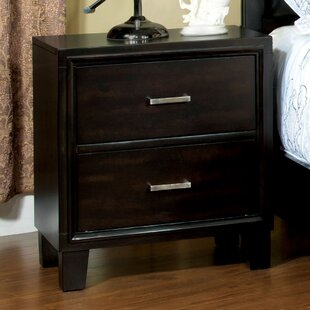 Laguna 2 Drawer Nightstand