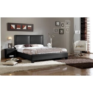 Purcell Upholstered Platform Bed