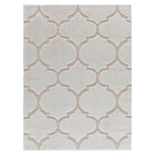 Reviews Siedentopf White Area Rug By Red Barrel Studio
