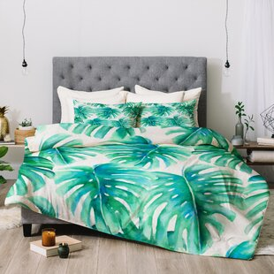 Jacqueline Maldonado Paradise Palms Comforter