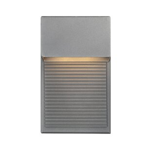 Compare & Buy Hiline 2-Light LED Outdoor Flush Mount By Modern Forms