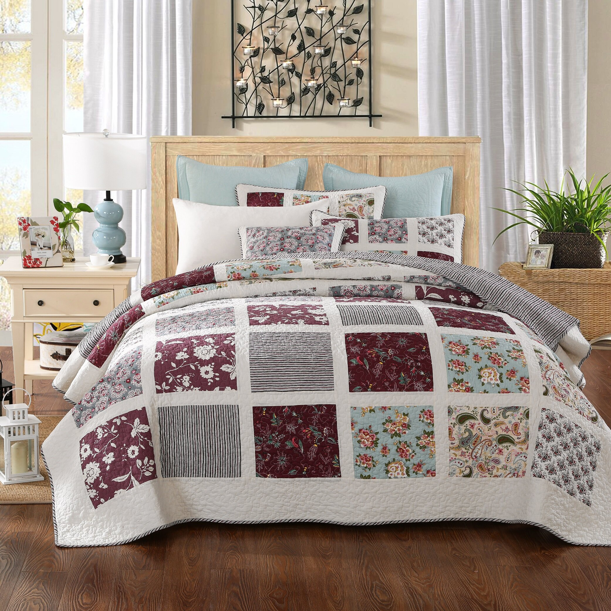 hp bedding comforter cover boho cotton set doona duvet quilt bohemian indian decor king size mandala quilts