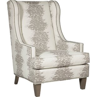 Superbe Narrow Wingback Chair