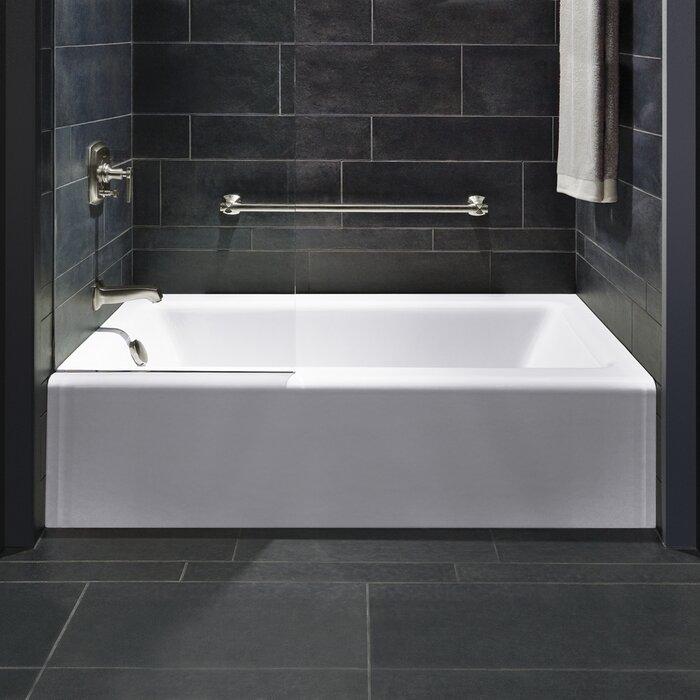 Bellwether Alcove 60 X 32 Soaking Bathtub