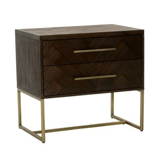 William Nightstand by Modern Rustic Interiors