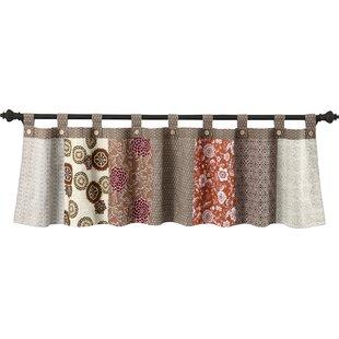 Top Tab Kitchen Curtains | Wayfair
