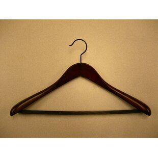 Read Reviews Taurus Contour Suit Hanger (Set of 12) ByProman Products