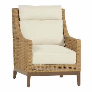 Peninsula Patio Chair with Cushion