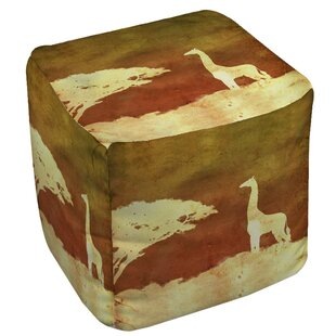 Safari Sunrise 4 Pouf
