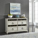 Gilbert Wine Sideboard by August Grove®