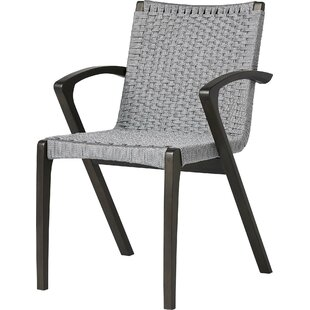 Hanes Patio Dining Chair (Set of 2)