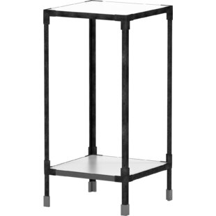 Savings Micaela End Table by 17 Stories
